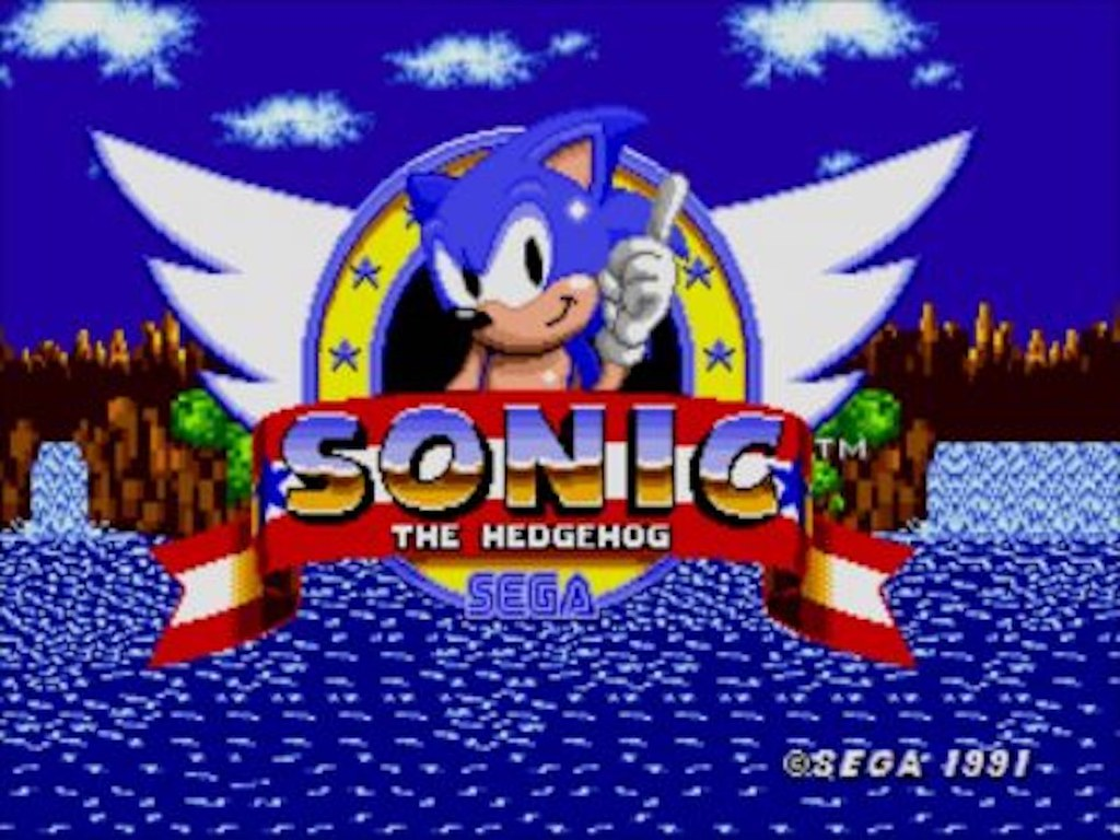 Image result for THE ADVENTURES OF SONIC THE HEDGEHOG