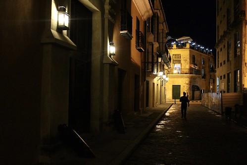 Noche en La Habana