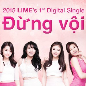 LIME – Đừng Vội (Take It Slow) – iTunes AAC M4A – Single