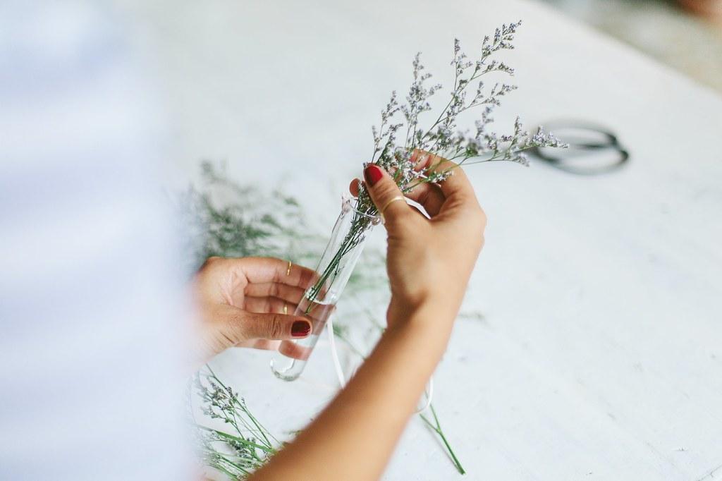 Gift Idea Hanging Test Tube Vases Geneva Vanderzeil A Flickr