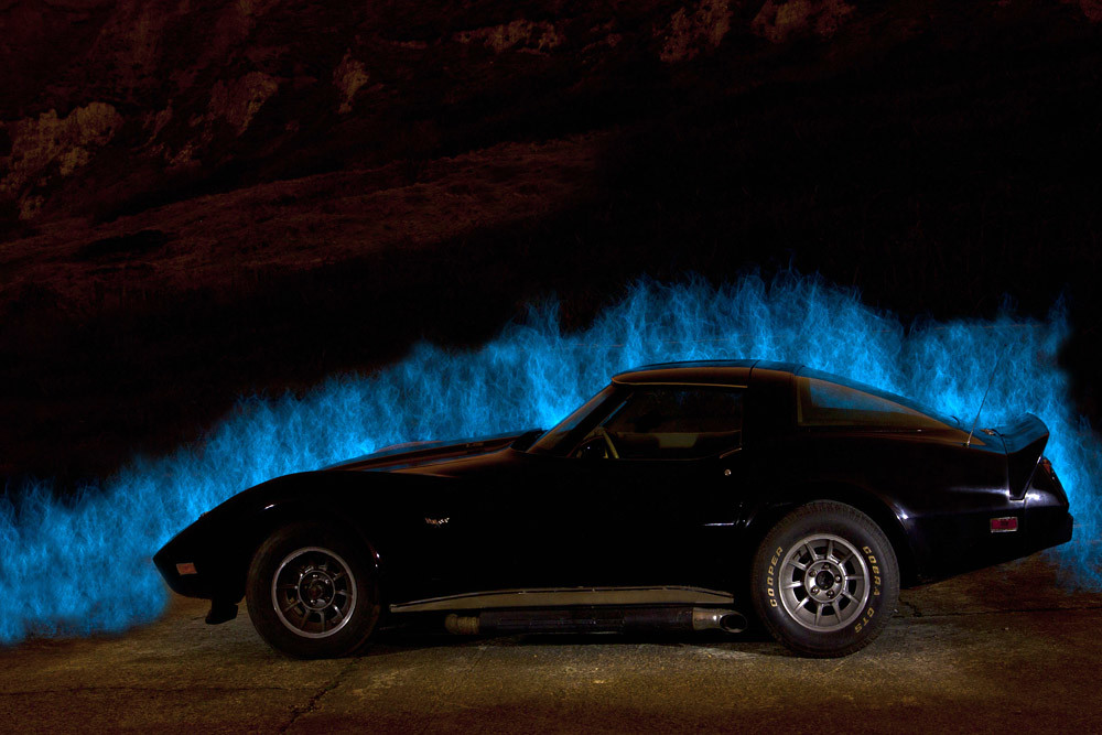 Electric 78 Vette | My 78 Vette shot on Newhaven seafront, l… | Flickr
