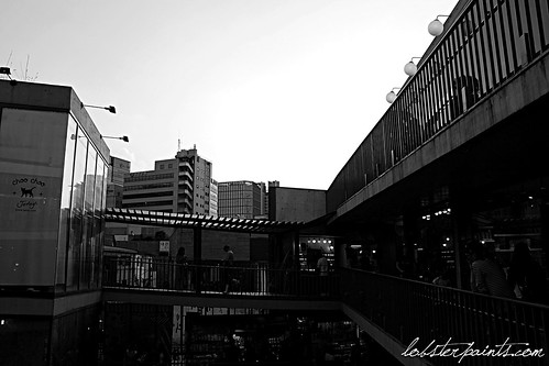 30 Sep 2014: Ssamziegil 쌈지길 | Seoul, South Korea | by go.awaylobster.com