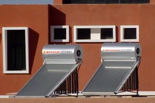 chauffe-eau solaires