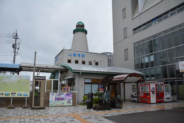 境港駅駅舎