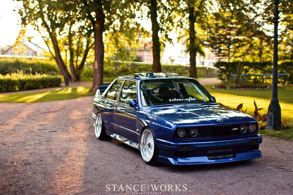 Image result for stanced bmw