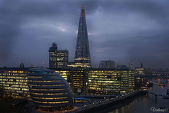 Осколок. The Shard. London. UK