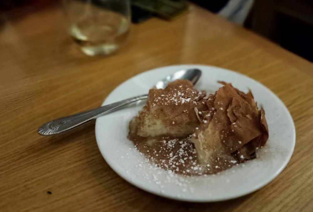 Dinner at Taverna Kyclades