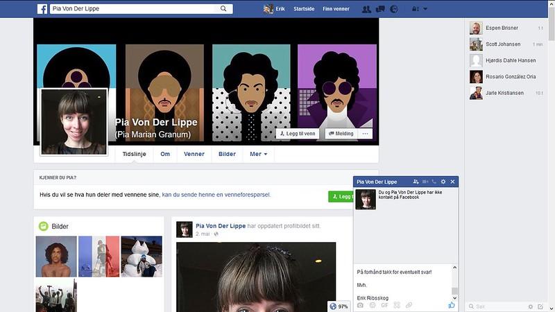 facebook von der lippe