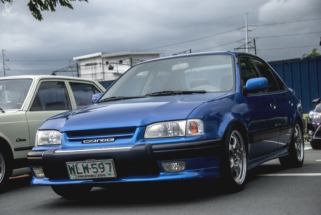 Toyota Corolla Quot Carib Quot Ae111 Justin Young Photography