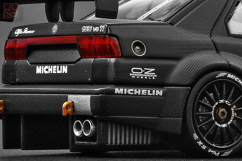 What Are Cars Made Out Of >> Alfa Romeo 155 V6 Ti DTM 1996 Carbon Fiber | This is what an… | Flickr