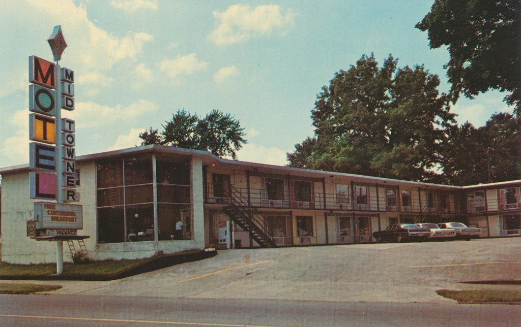 Mid-Towner Motel - Mayfield, Kentucky