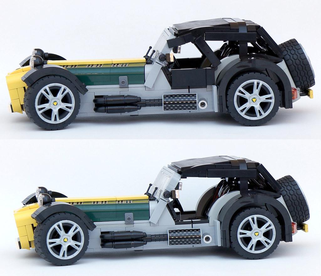 Caterham 7...THE Kit Of A Kit Car