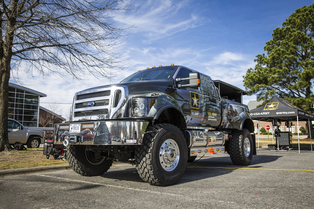 U.S. Army Extreme Truck '15 | The U.S. Army Extreme Truck ...