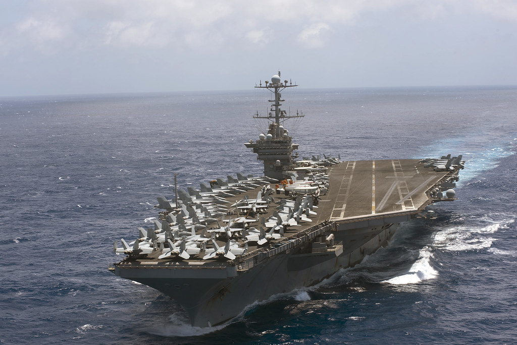 Image result for USS Harry S. Truman, photos