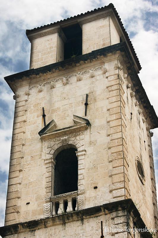 Северная колокольня