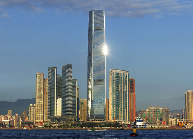 Hong Kong International Commerce Centre