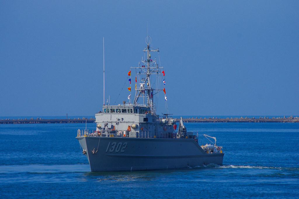 永豐級獵雷艦艇1302