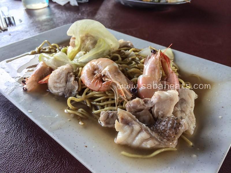 Sim Sim 88 seafood restaurant