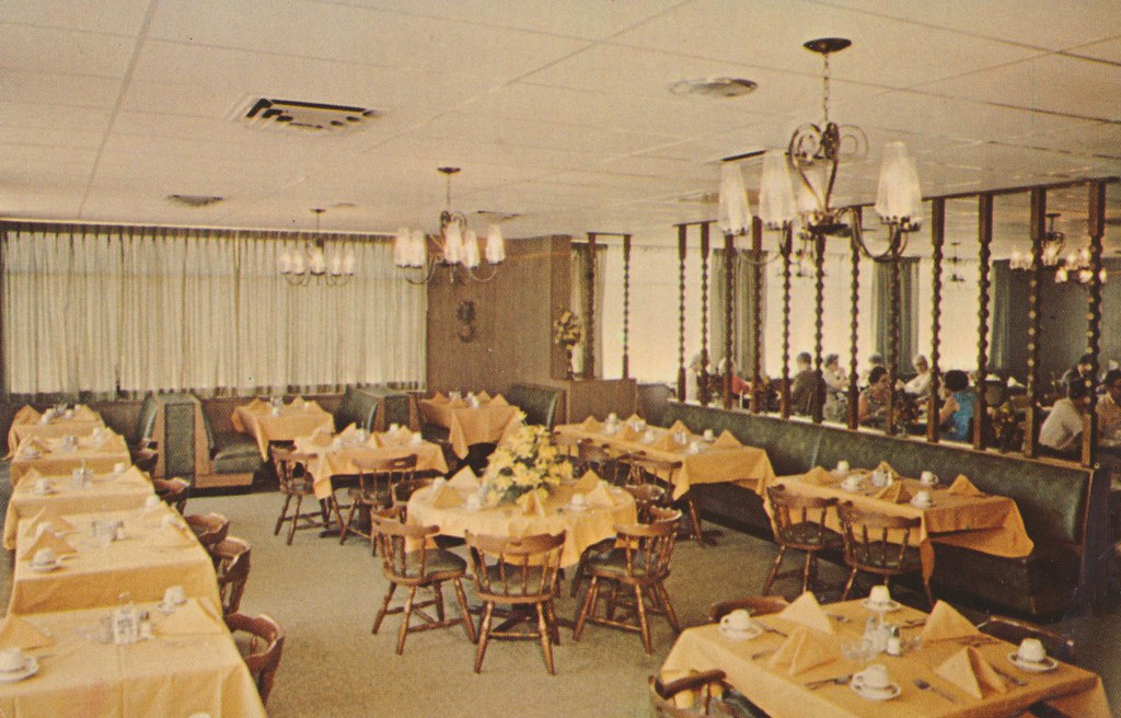 Chadwell's Quality Motel Restaurant - Corbin, Kentucky