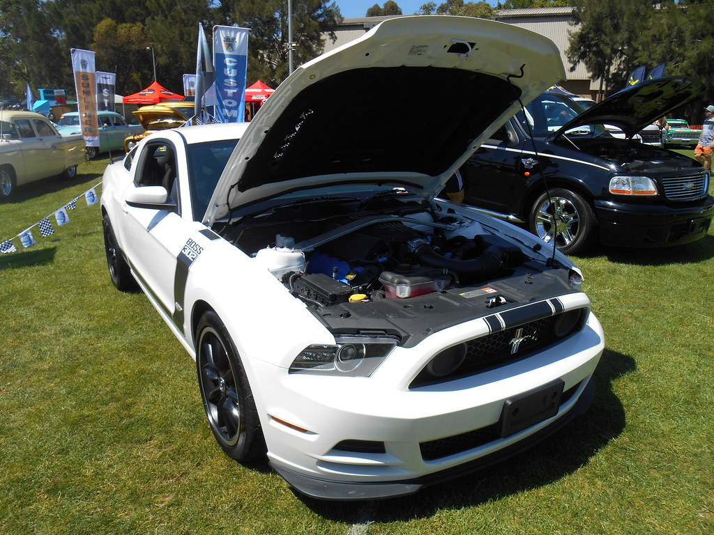2014 Ford Mustang Boss 302 On Display Was This M Flickr 302s By Five Starr Photos Aussiefordadverts