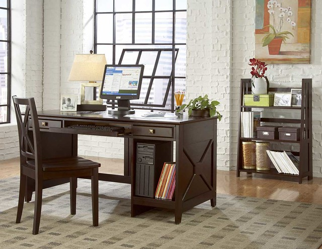 Home office furniture interior