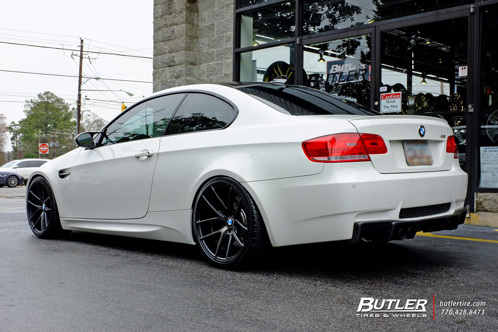 BMW E92 M3 with 19in Niche Targa Wheels   Additional Picture…   Flickr