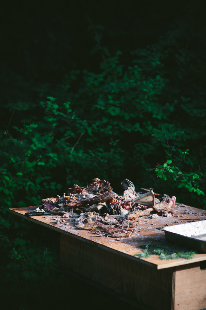 Secret Supper Thicket by Eva Kosmas Flores | Adventures in Cooking