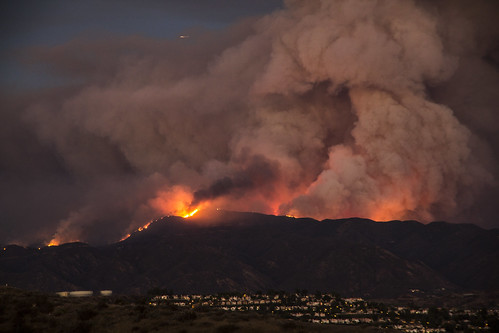 Sand Fire in Santa Clarita | by Kevin M. Gill