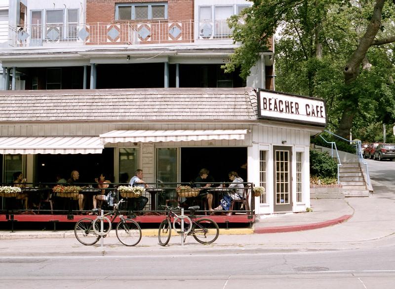 Life at the Beacher Cafe_