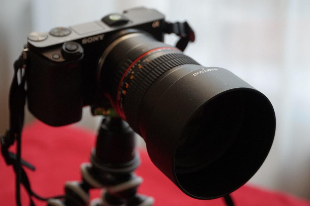 Sony E Mount Full Frame Lenses >> A6000 with the Samyang/Rokinon 85mm f1.4 | Christmas ...