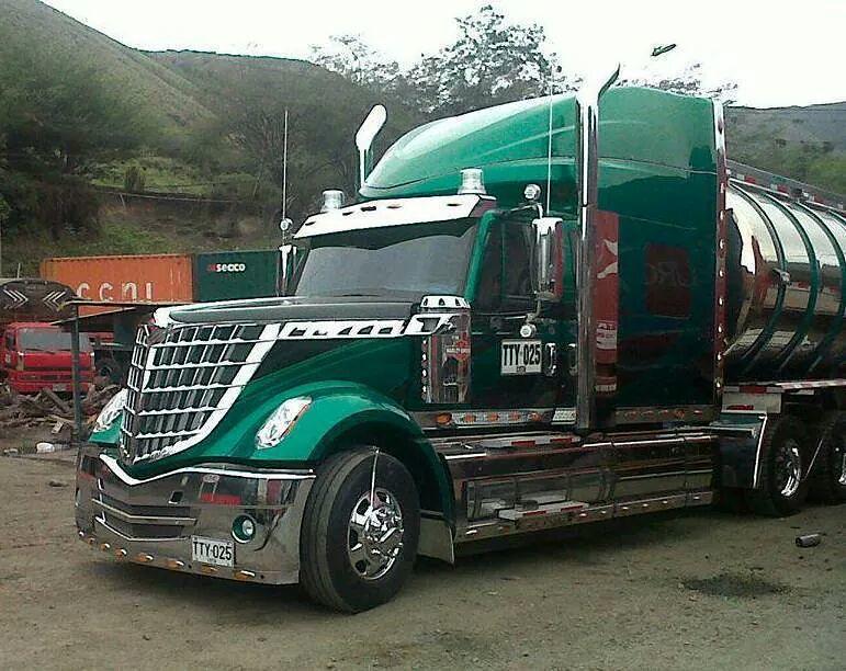 #Colombia #camiones #convoy #Columbia #mulas #gandolas #tr… | Flickr