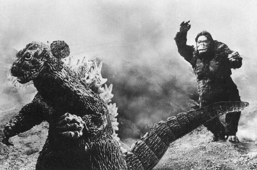 Image Result For Godzilla King Of