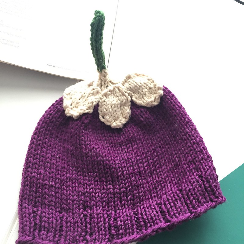 Knitting Like Crazy: Baby Hats to Knit