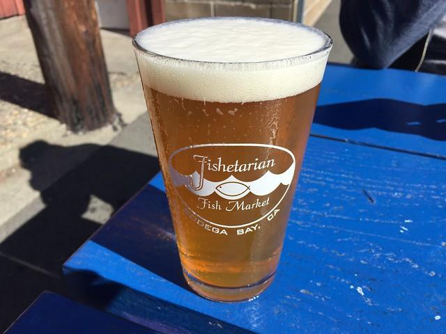 Lagunitas beer - Fishetarian