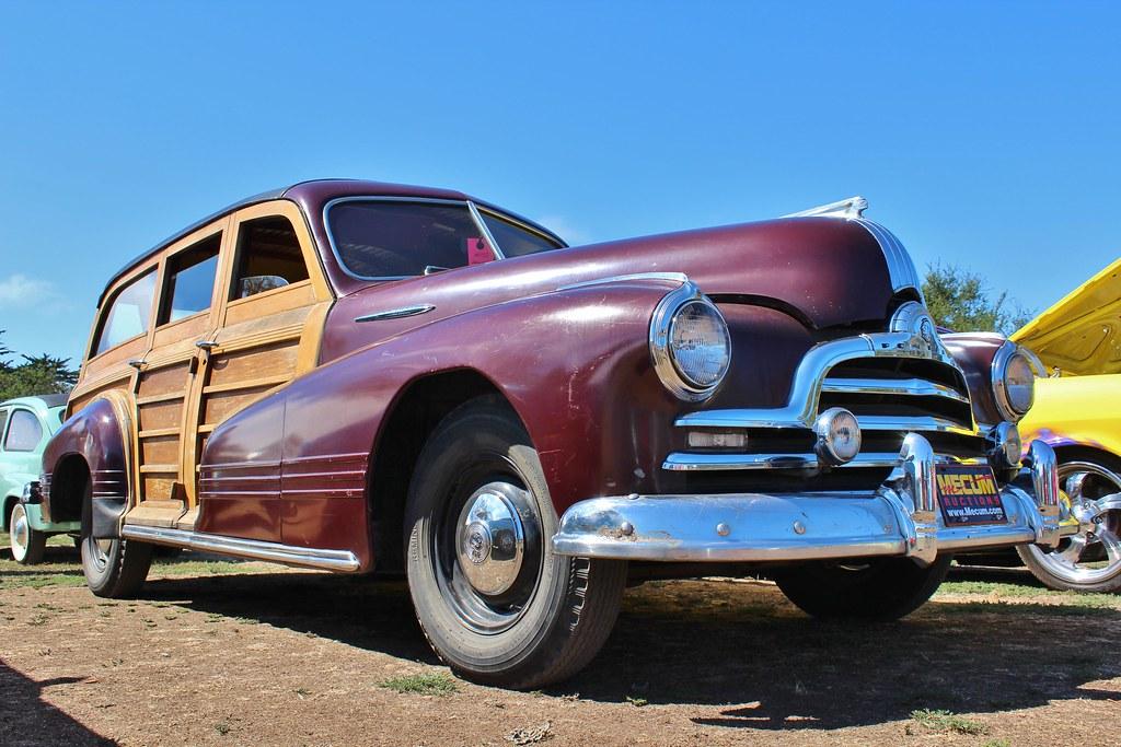 2014 Mecum Monterey Daytime Auctions | 1947 Pontiac Streamli… | Flickr