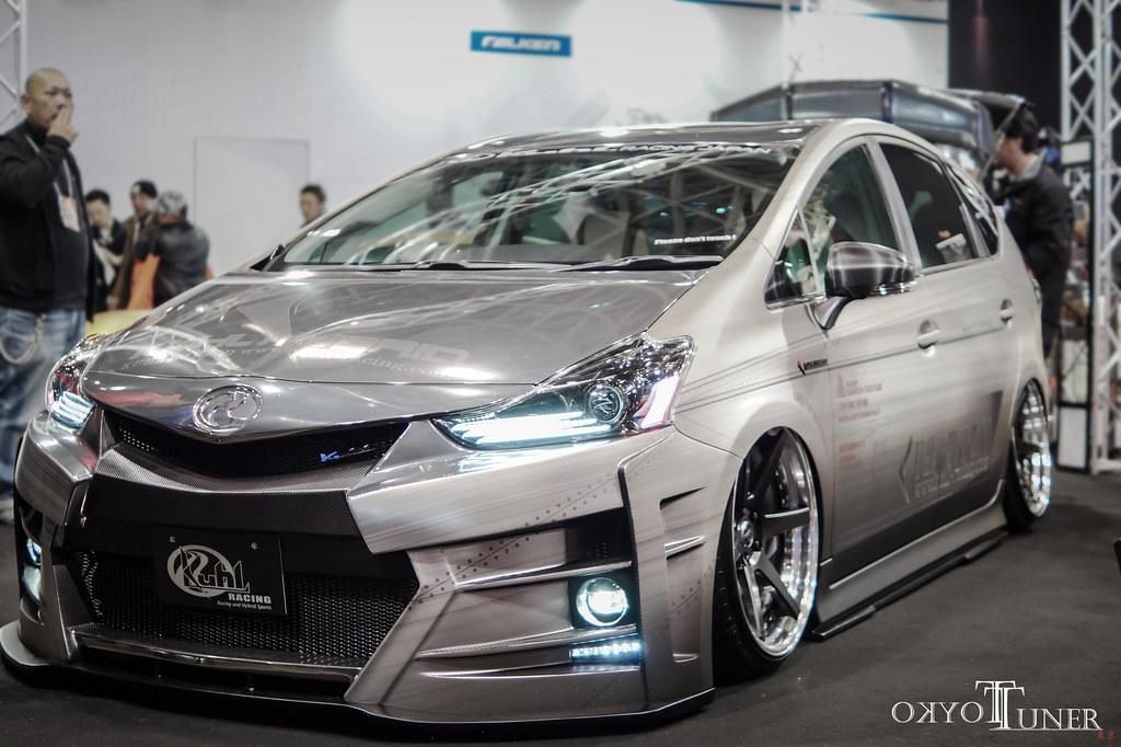 Kuhl Racing Prius