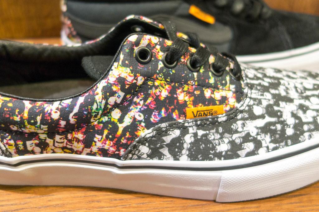 Vans Authentic Pro Shoes Black Light Gum