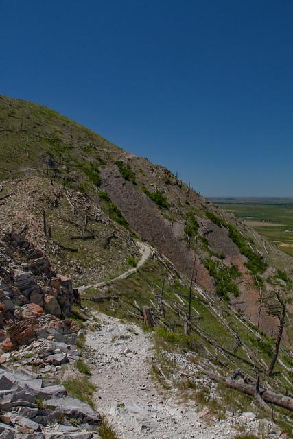 Bear Butte Summit Trail