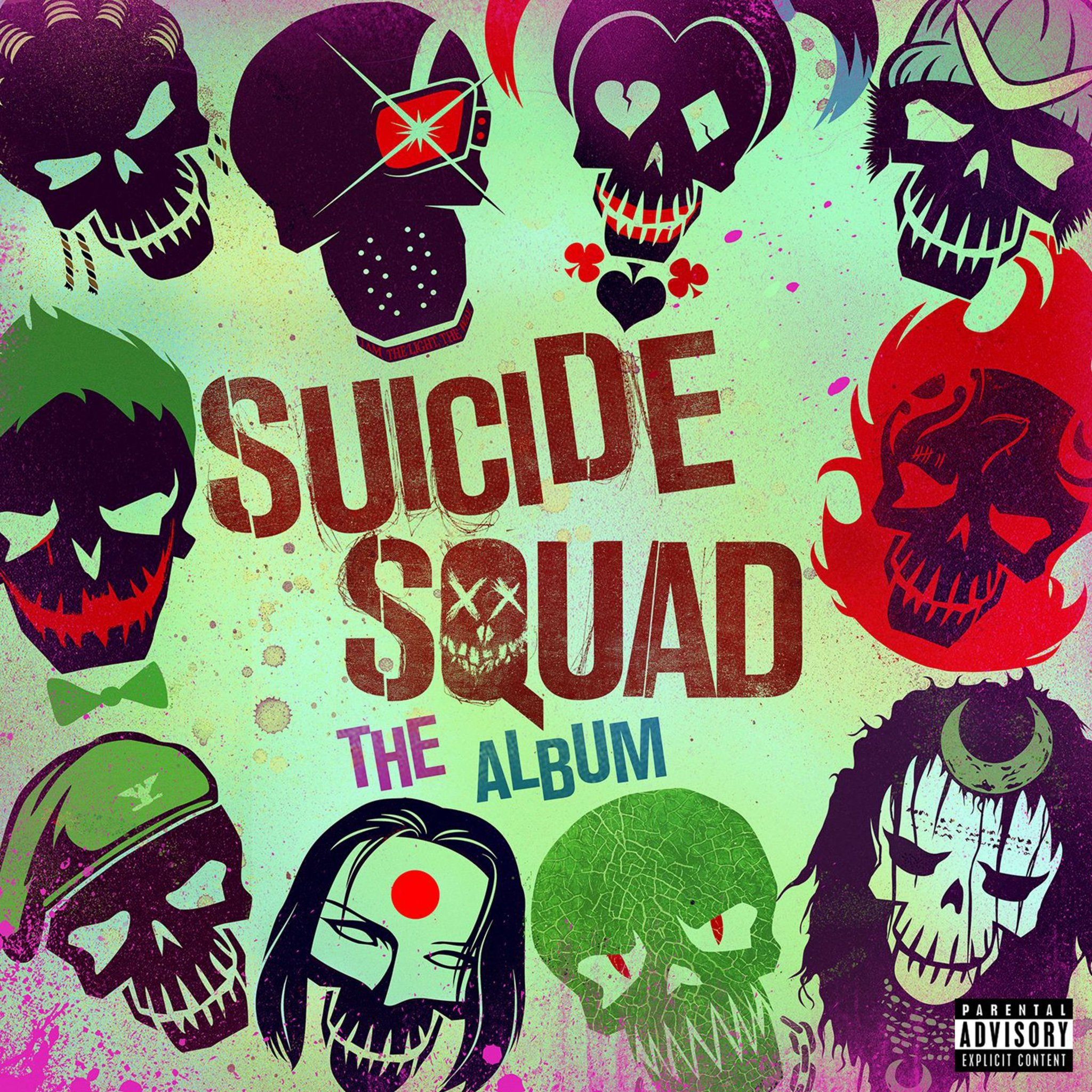 Suicide Squad - The Album