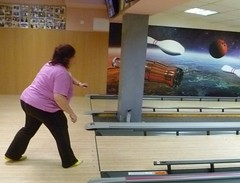 Fotogalerie na Flickru - Bowlingové klání, 25. 11. 2014
