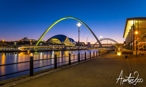 Newcastle Quayside | by TheApertureMan