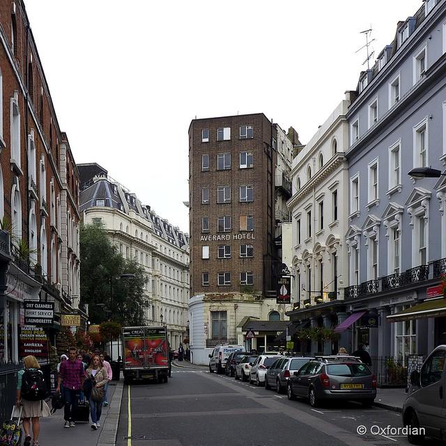 Hotel London Oxford