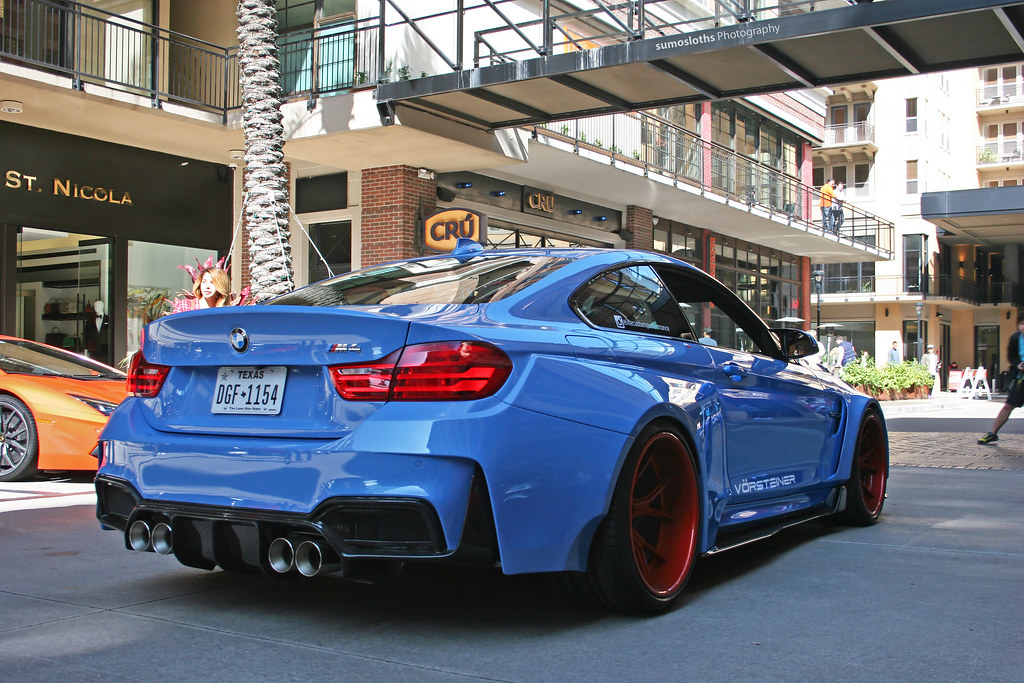 Vorsteiner Bmw M4 I Was Not Expecting This Super Crazy