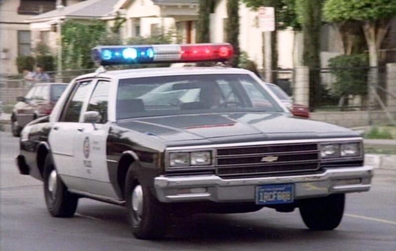 1981 Chevy Impala Police Car - MacGyver | From www.imcdb ...