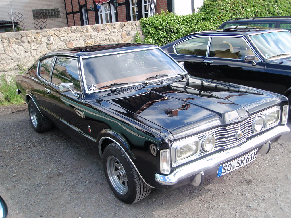 ford taunus 1 6 gxl coupe 39 tc1 mod 1970 olympus. Black Bedroom Furniture Sets. Home Design Ideas