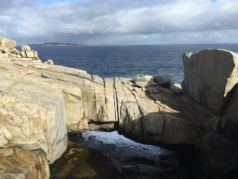 The Gap in the Torndirrip National Park in Western Australia