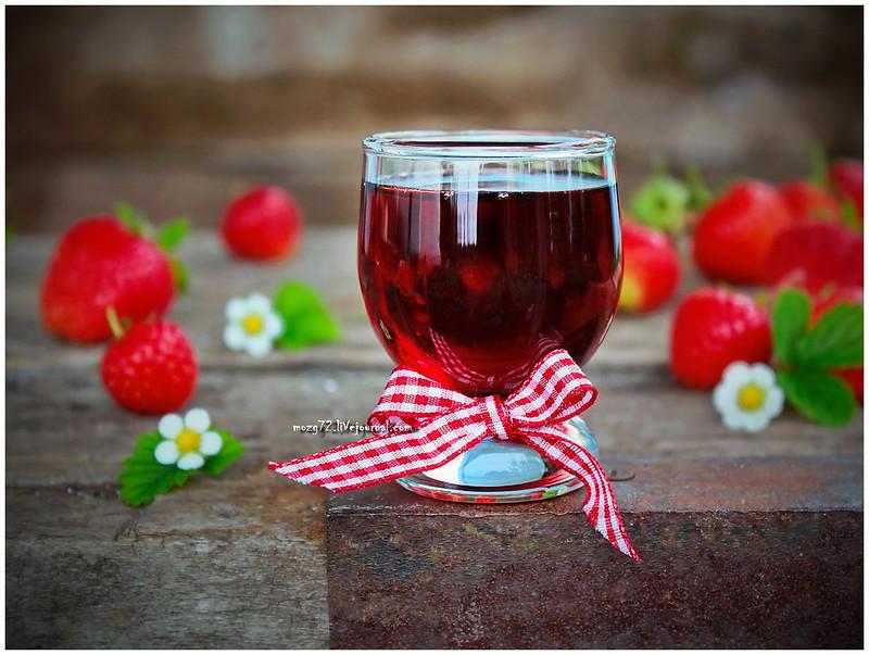 ...tincture strawberry