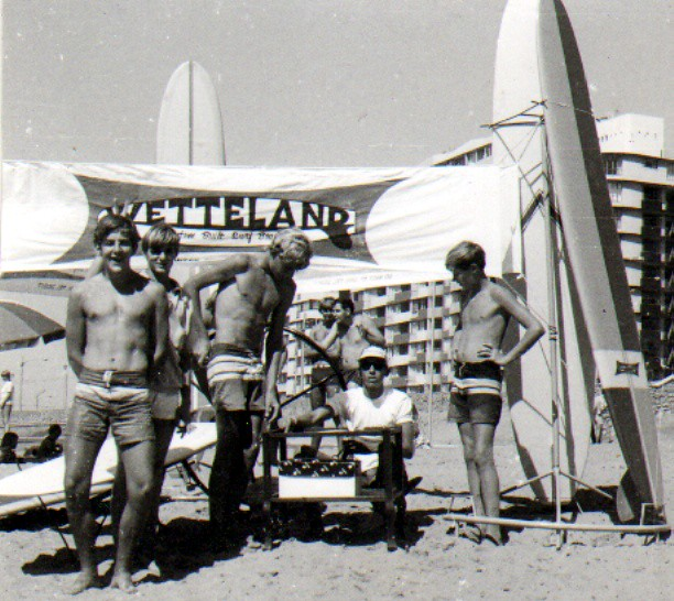 1960s Surf Trips Down South: Addington Durban South Africa Surf Competition 1960s