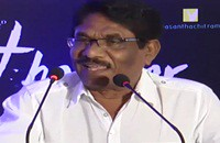 Bharathiraja at Thanneer Movie Launch