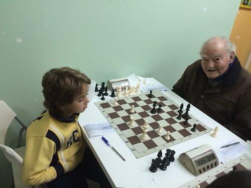 Ρεκόρ ηλικιακής διαφοράς: 82 χρόνια!